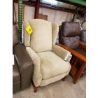 Edwin Fabric Pushback Recliner