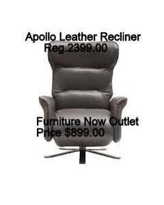 Chateau D'ax Apollo Recliner *** SALE NEW LOWER PRICE $839.00