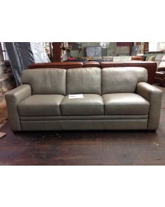 Park Ave. leather Sofa
