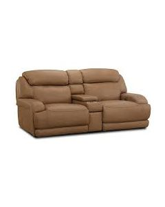 "Davntry 97""sofa power recline Console USB. Reg 4717.00 Outlet 1899.00"