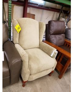 Edie Fabric Pushback Recliner