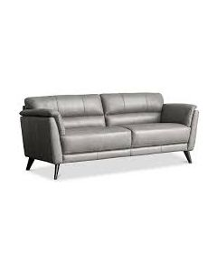 "Luca 83"" Leather Sofa Reg. $1,859.00 OUTLET $799.00"