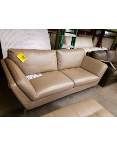 Chateau D'ax Lizben Leather Sofa