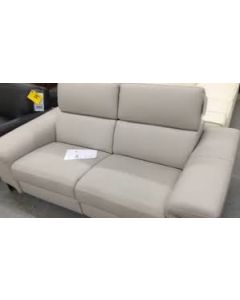 Nicoletti  Motion Leather Sofa Reg. $5000. Outlet $1899