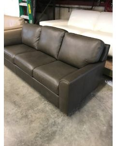 Chateau D'ax Jameson  Leather Sofa