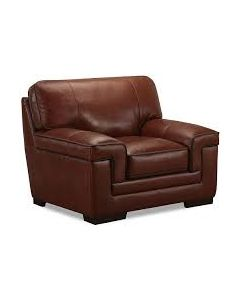 "Myers 47"" Leather Chair Reg. $1,429.00 OUR PRICE $599"