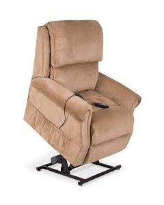 Raegan Fabric Power Lift Reclining Chair