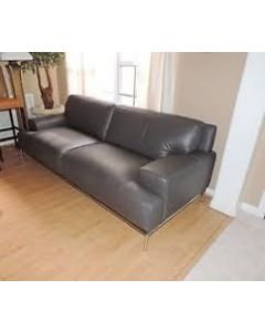 Chateau D'ax J Tayler Sofa Gray / Outlet Quality